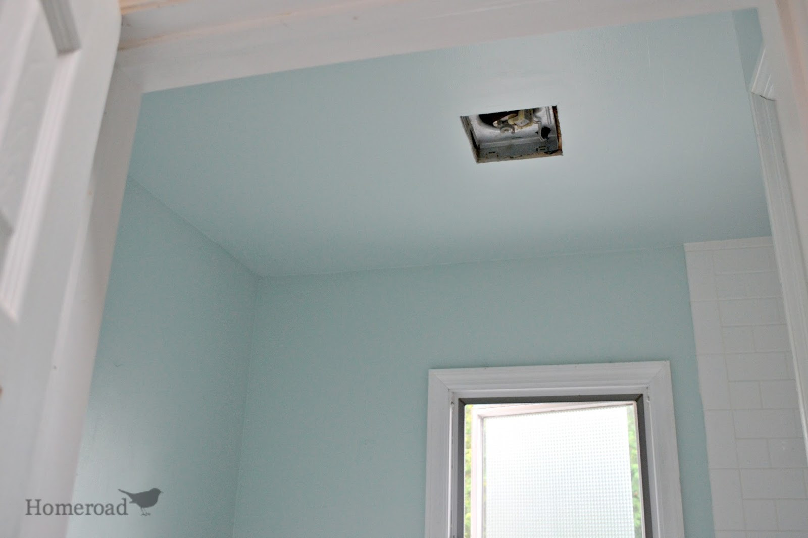 Best ideas about Bathroom Ceiling Paint . Save or Pin Painting the Master Bathroom Now.