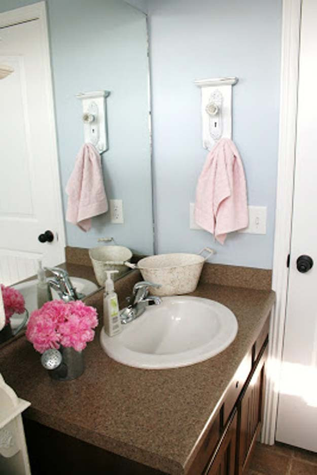 Best ideas about Bathroom Decorating Ideas DIY . Save or Pin 35 Fun DIY Bathroom Decor Ideas You Need Right Now Now.