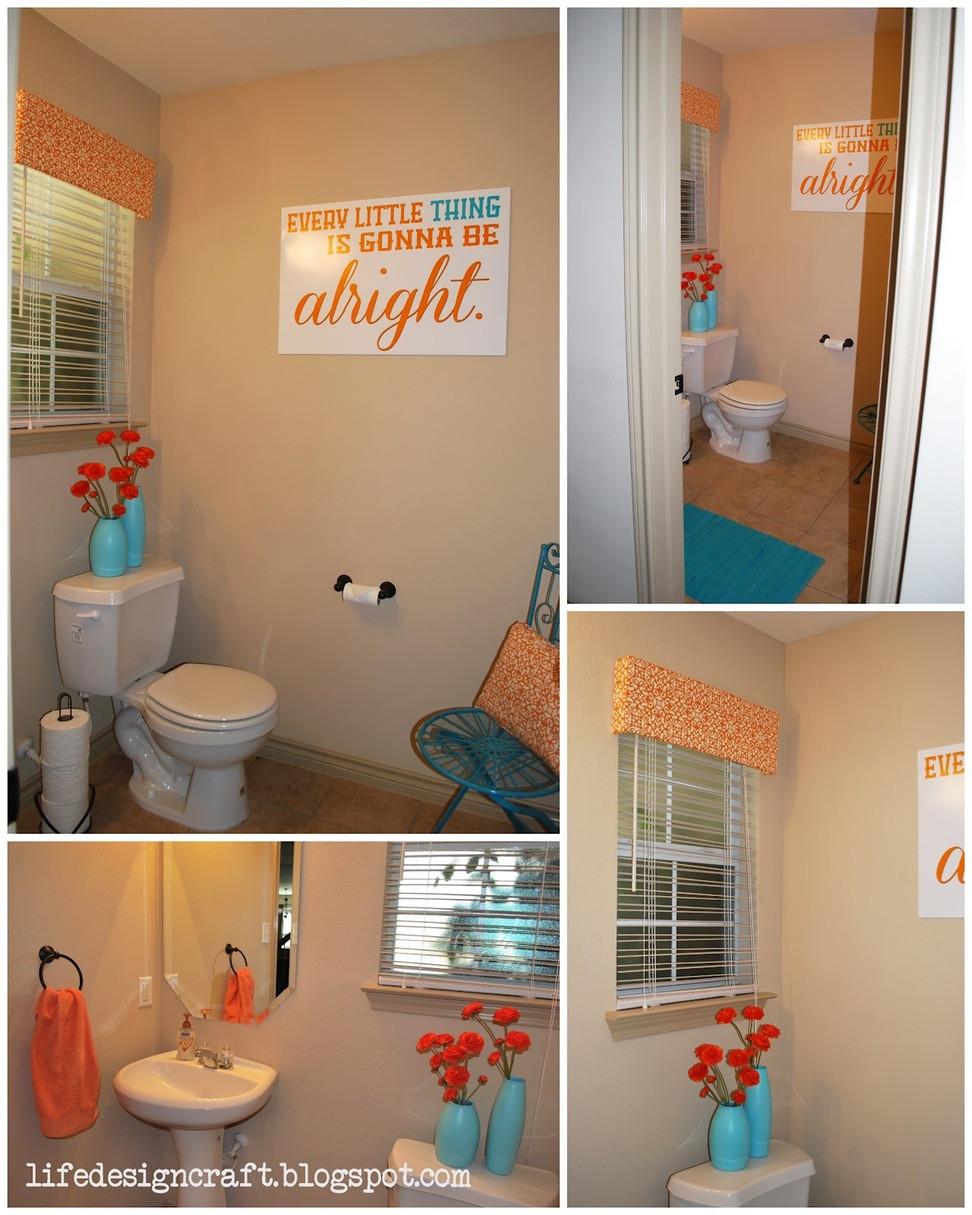 Best ideas about Bathroom Decorating Ideas DIY . Save or Pin Dainty Idea Diy Bathroom Decor Using Unique Bathtub Now.