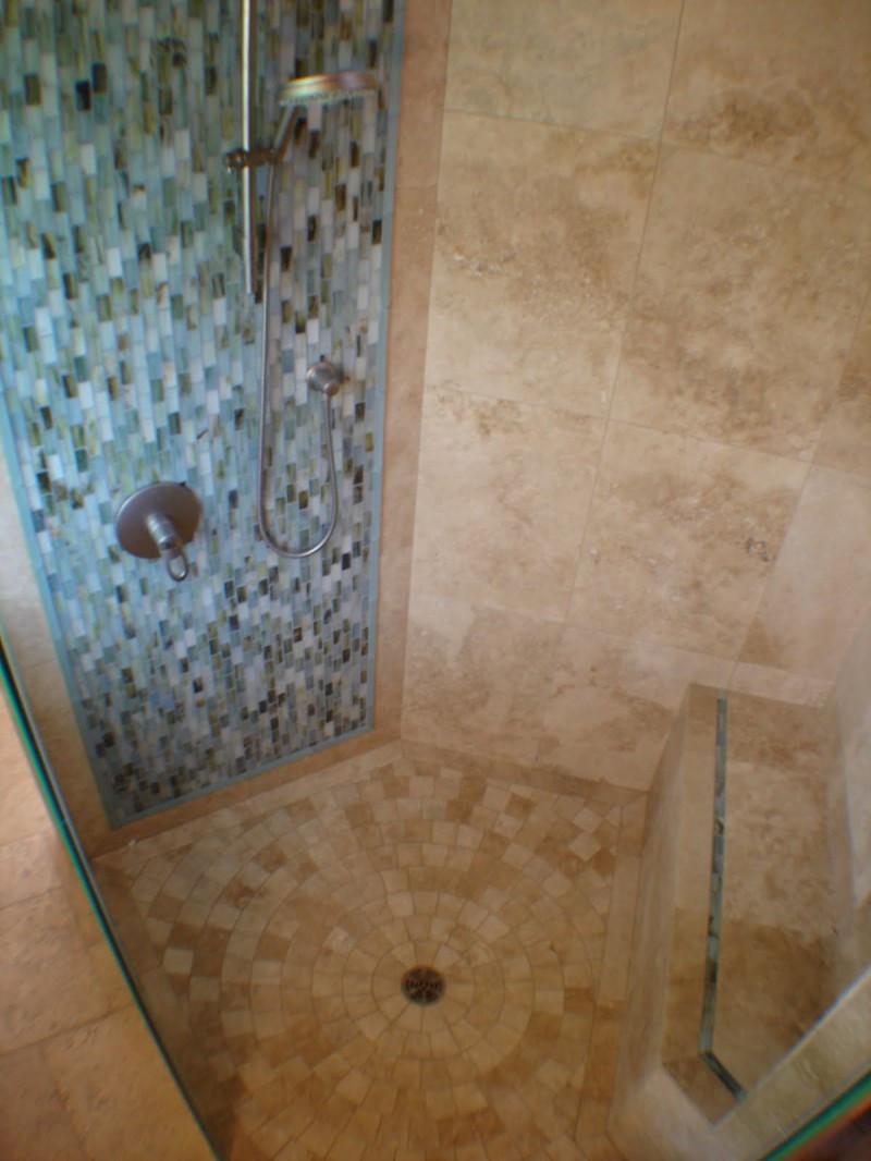 Best ideas about Bathroom Floor Tile Ideas . Save or Pin 30 Shower tile ideas on a bud Now.