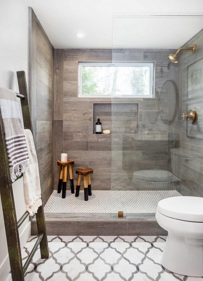 Best ideas about Bathroom Floor Tile Ideas . Save or Pin 25 Unique Bathroom Floor Tiles Ideas For Small Bathrooms Now.
