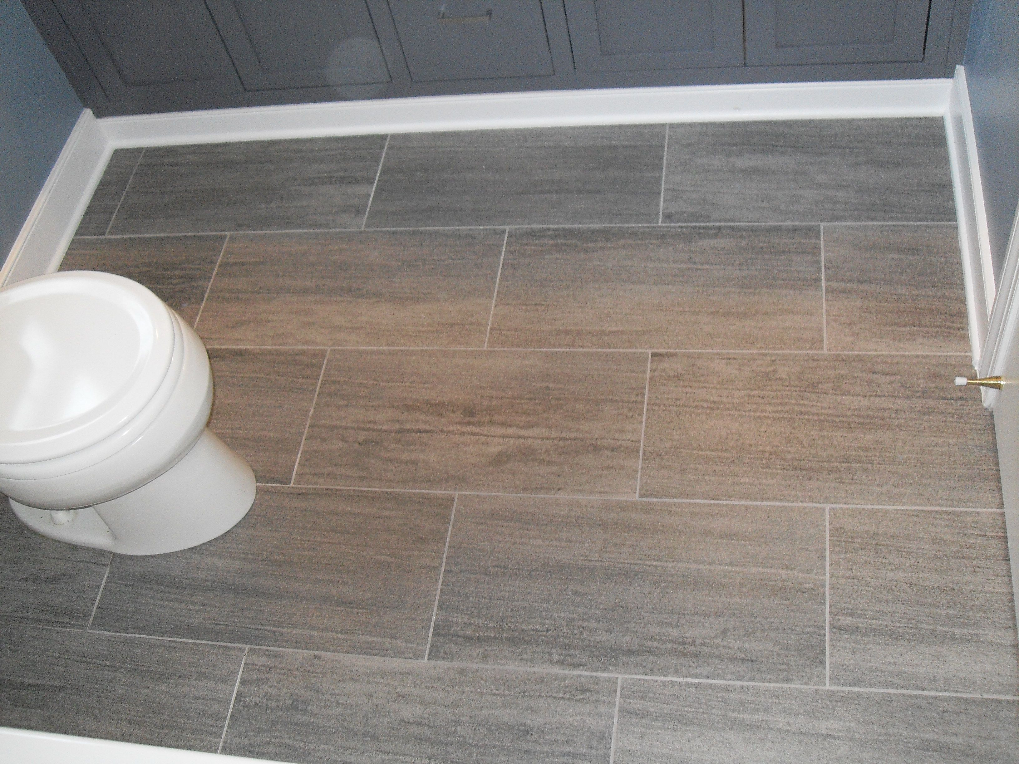 Best ideas about Bathroom Floor Tile Ideas . Save or Pin Bathroom Floor Tile Ideas and Warmer Effect They Can Give Now.