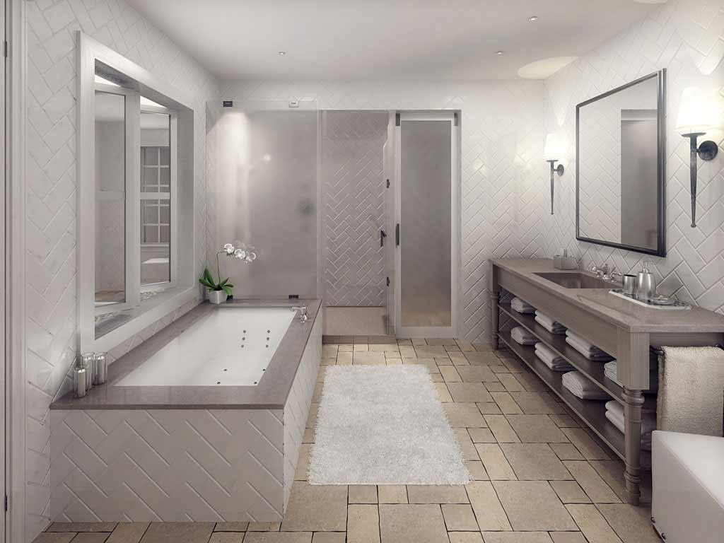 Best ideas about Bathroom Floor Tile Ideas . Save or Pin Slate Tiles Now.