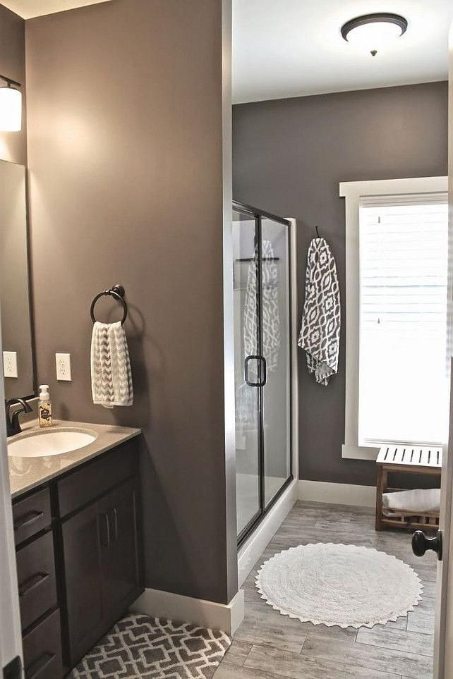 Best ideas about Bathroom Paint Color Ideas . Save or Pin 25 best ideas about Bathroom paint colors on Pinterest Now.