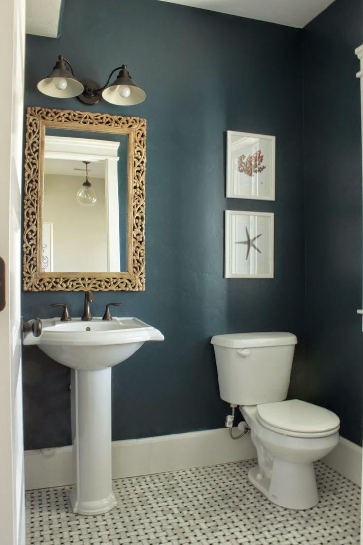 Best ideas about Bathroom Paint Color Ideas . Save or Pin 131 best images about Paint Colors for Bathrooms on Now.