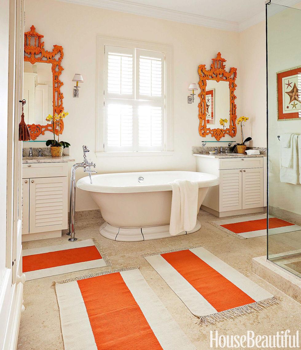 Best ideas about Bathroom Paint Color Ideas . Save or Pin 19 Popular Paint Colors for Bathroom Dap fice Now.