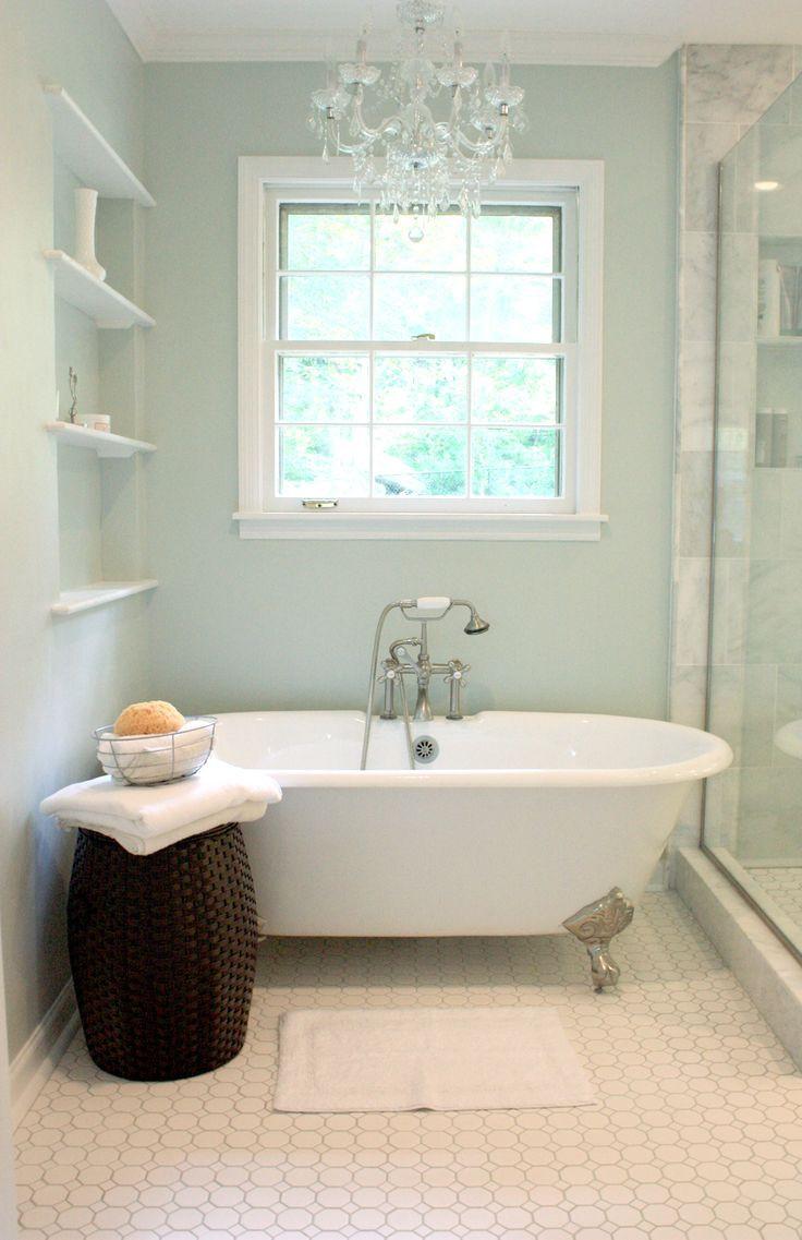 Best ideas about Bathroom Paint Color Ideas . Save or Pin 25 Best Ideas about Bathroom Colors on Pinterest Now.