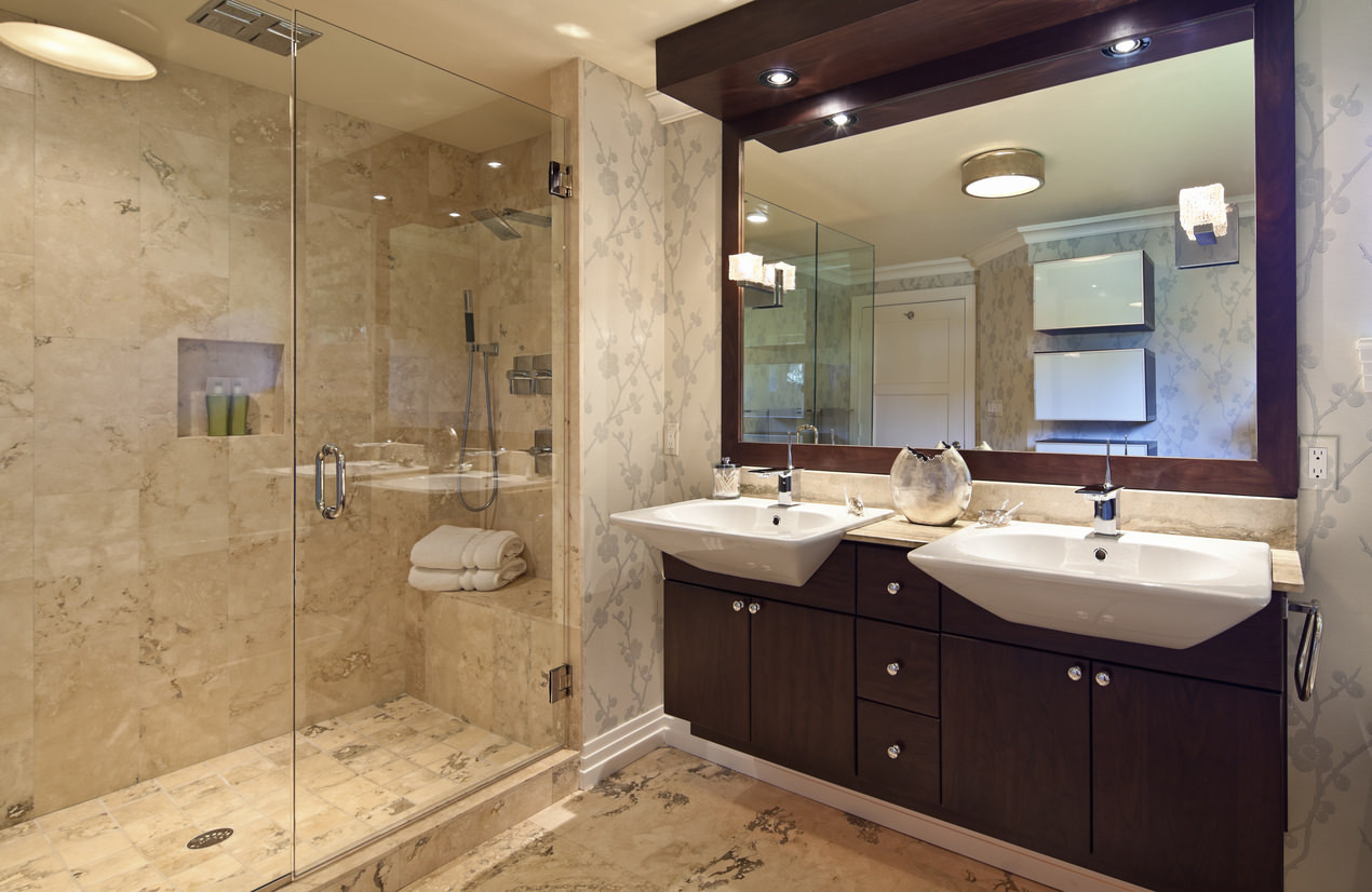 Best ideas about Bathroom Remodel Ideas 2019 . Save or Pin 101 Custom Master Bathroom Design Ideas 2019 s Now.