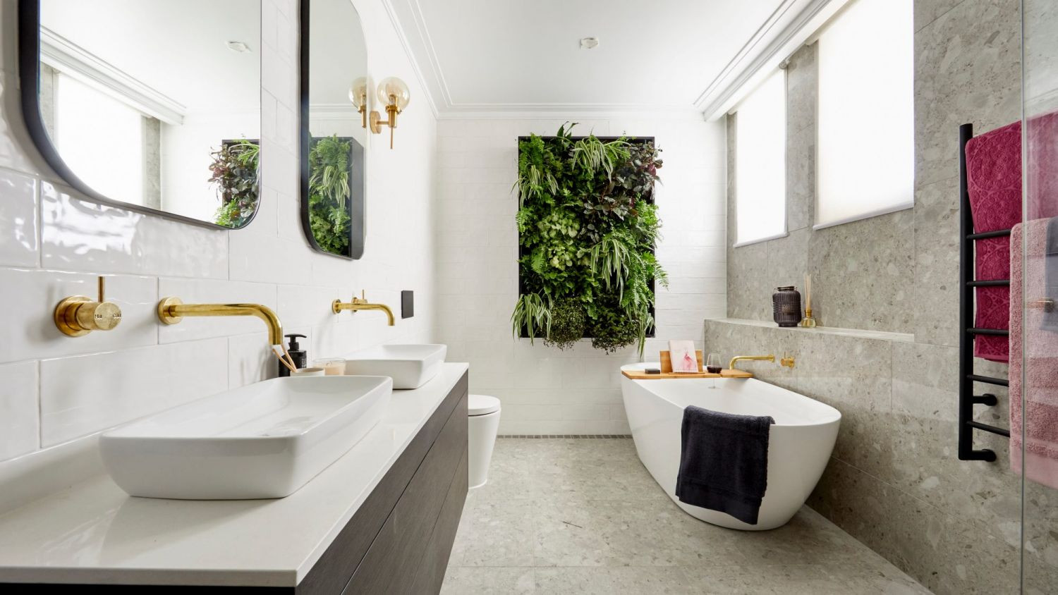 Best ideas about Bathroom Remodel Ideas 2019 . Save or Pin The biggest bathroom design trends of 2019 Now.