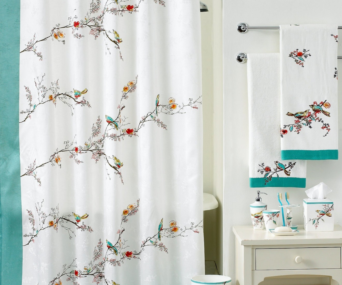 Best ideas about Bathroom Sets With Shower Curtain . Save or Pin 50 Realistic Cheap Shower Curtain Sets Cheap Shower Now.