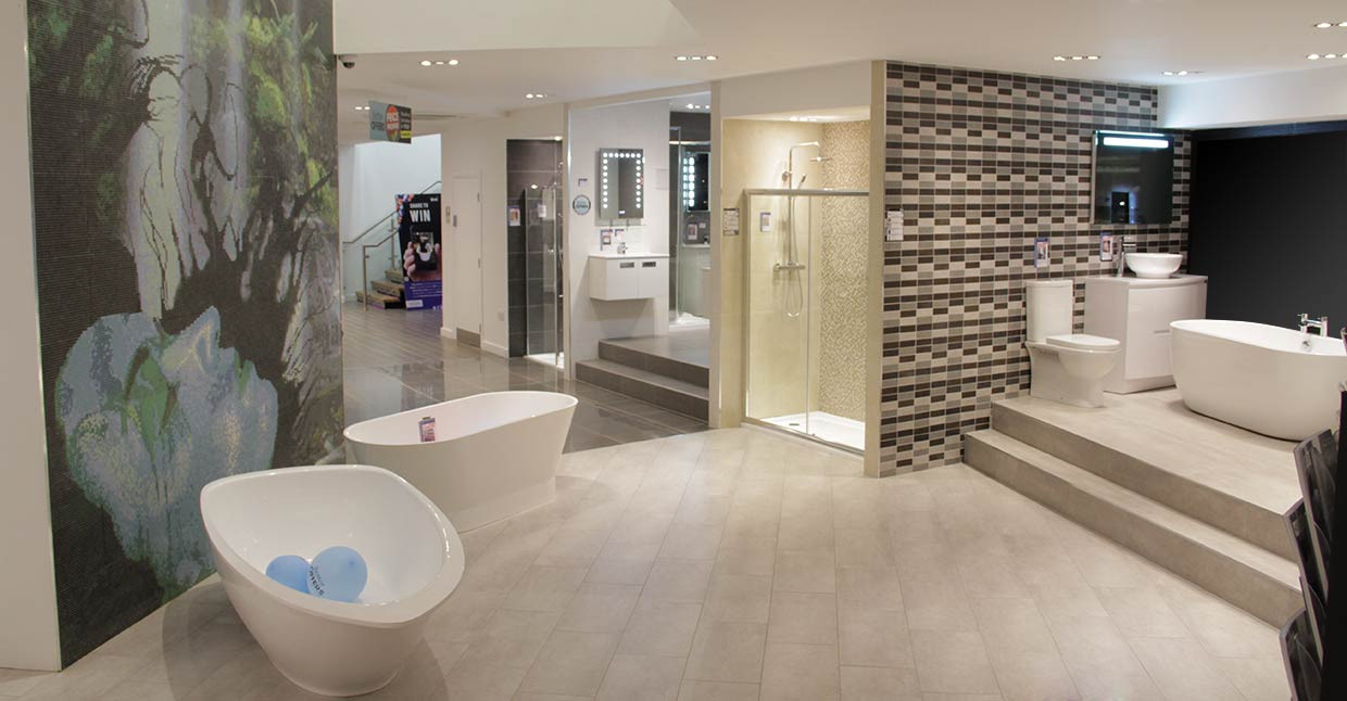 Best ideas about Bathroom Showroom At The Home Depot . Save or Pin Kohler freestanding bathtub floor standing tub fillers Now.