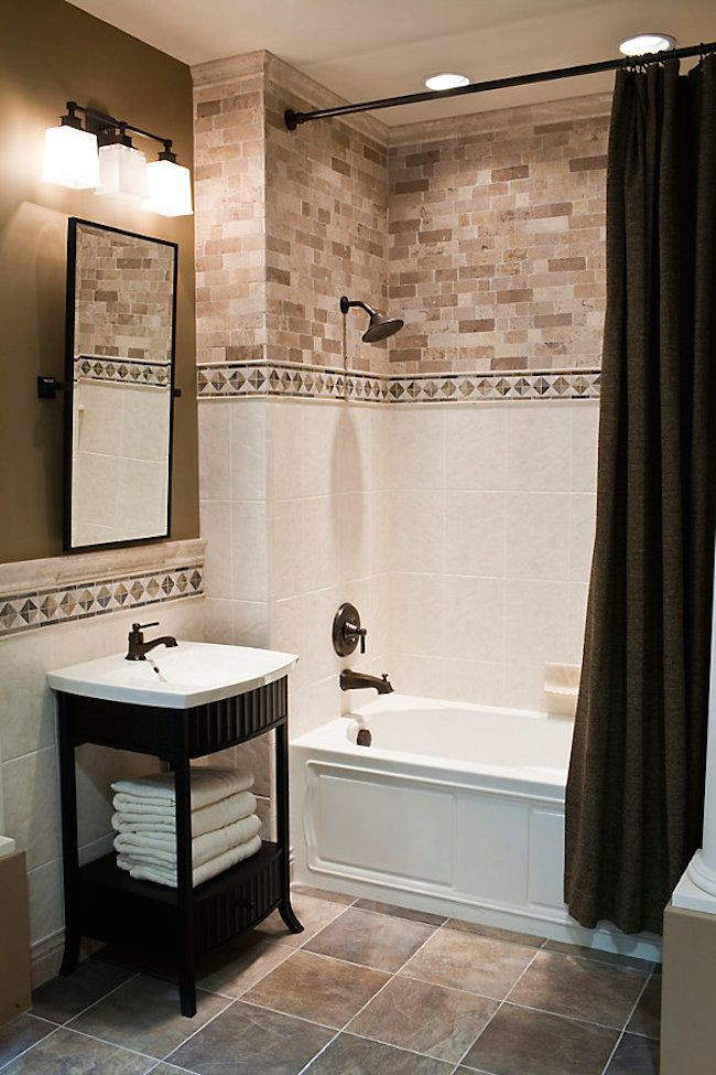 Best ideas about Bathroom Tiles Design . Save or Pin 25 best ideas about Bathroom tile designs on Pinterest Now.