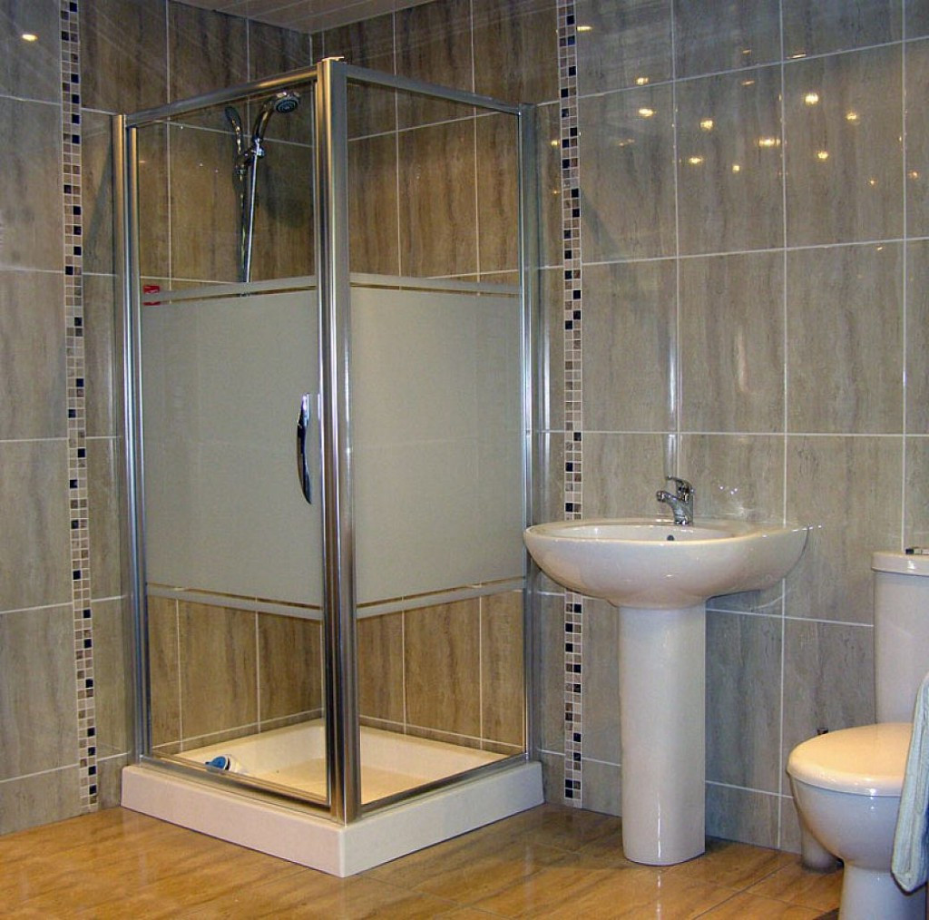 Best ideas about Bathroom Tiles Design . Save or Pin 30 nice pictures and ideas of modern floor tiles for bathrooms Now.