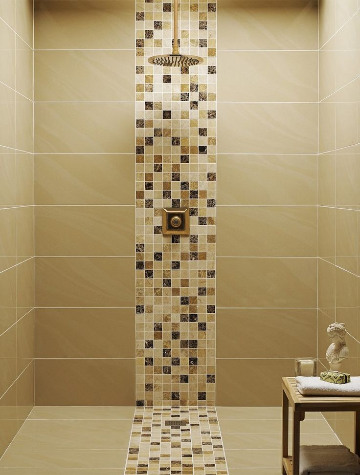 Best ideas about Bathroom Tiles Design . Save or Pin 17 Best ideas about Shower Tile Designs on Pinterest Now.
