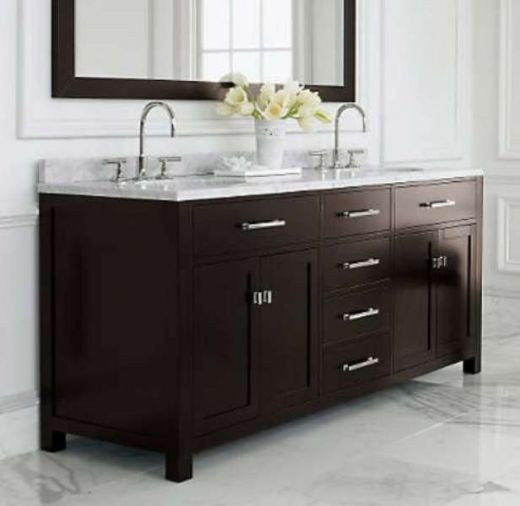 Best ideas about Bathroom Vanities Cheap . Save or Pin 25 best ideas about Discount Bathroom Vanities on Now.