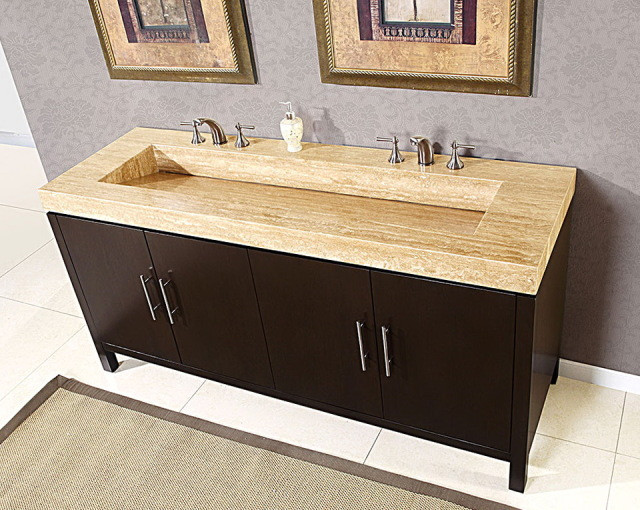 Best ideas about Bathroom Vanities Cheap . Save or Pin Fresh Interior Gallery of Cheap Bathroom Vanity Tops with Now.