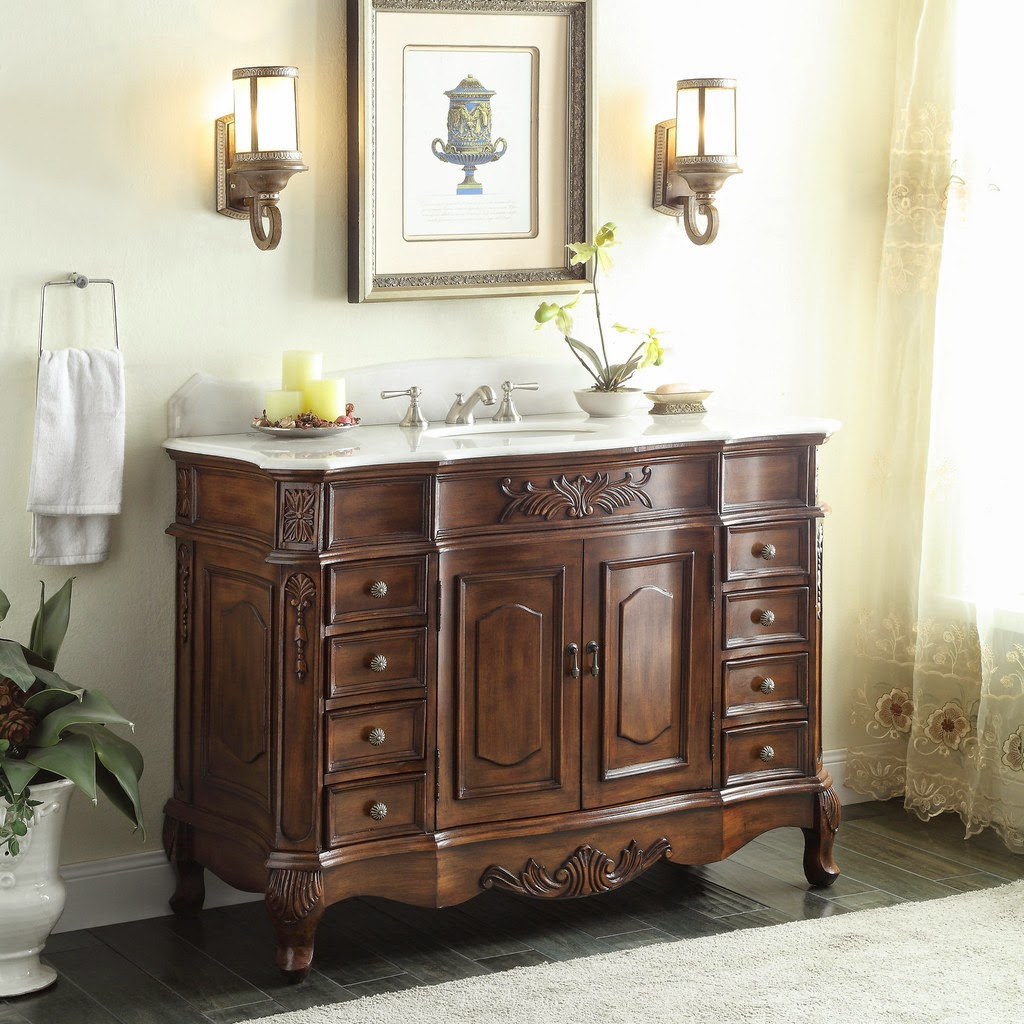 Best ideas about Bathroom Vanities Cheap . Save or Pin Discount Bathroom Vanities Antiquity with Antique Now.