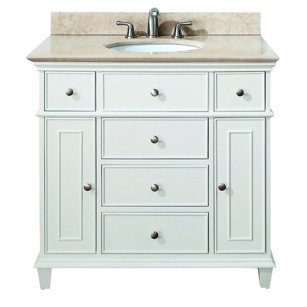 Best ideas about Bathroom Vanity 30 Inch . Save or Pin 30 Inch to 48 Inch Vanities Now.