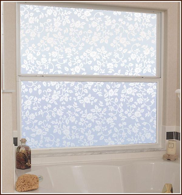 Best ideas about Bathroom Window Film . Save or Pin bathroom design Now.