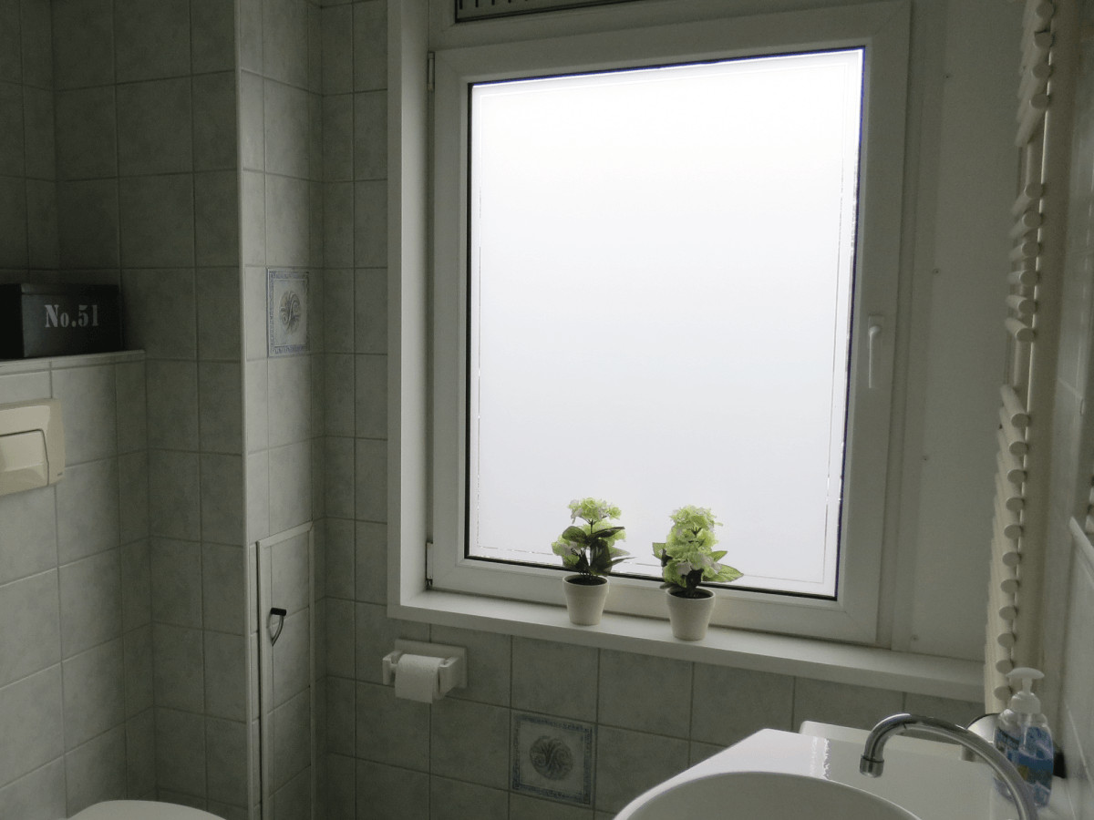 Best ideas about Bathroom Window Film . Save or Pin How do I apply frosted window film Now.