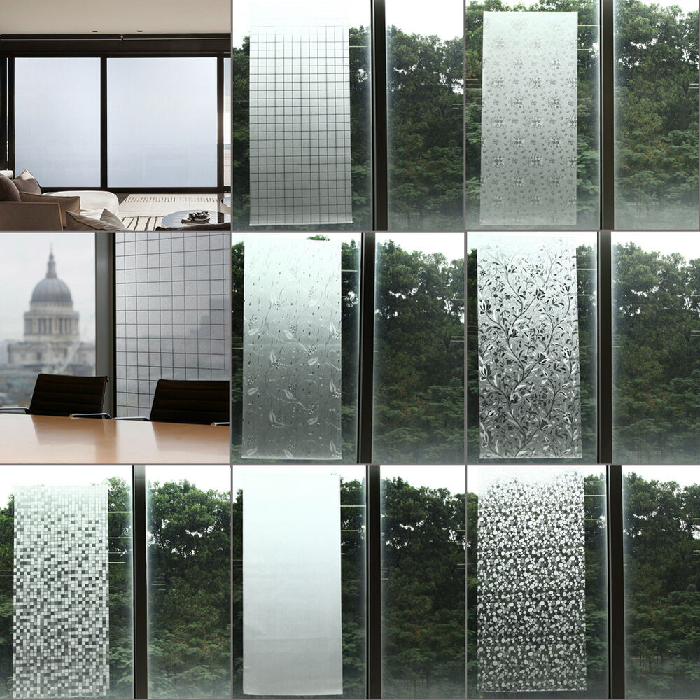 Best ideas about Bathroom Window Film . Save or Pin Waterproof Frosted Privacy Bedroom Bathroom Window Glass Now.