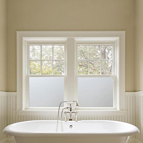 Best ideas about Bathroom Window Film . Save or Pin Top 10 Best Shower and Bathroom Window Privacy Now.