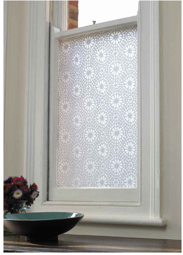 Best ideas about Bathroom Window Film . Save or Pin Bright Idea Privacy Decorative Adhesive Window by Now.