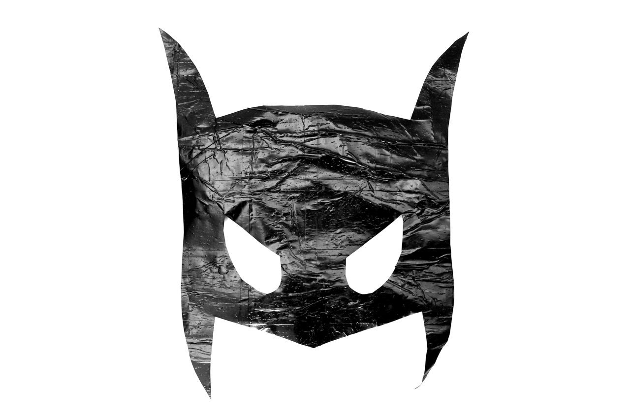 Best ideas about Batman Mask DIY . Save or Pin Easy DIY Halloween Mask Tutorial Now.