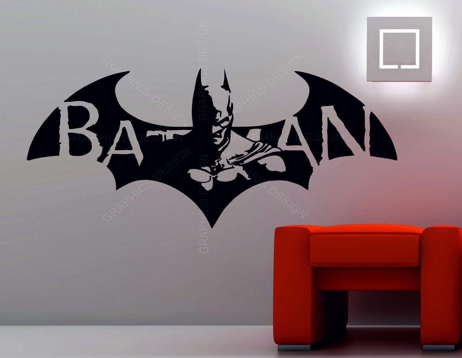 Best ideas about Batman Wall Art . Save or Pin 2019 Popular Batman Wall Art Now.