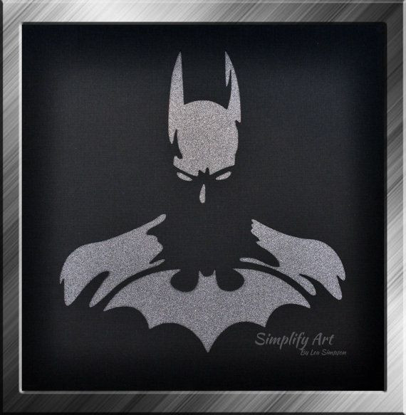 Best ideas about Batman Wall Art . Save or Pin 25 best Batman Wall Art ideas on Pinterest Now.