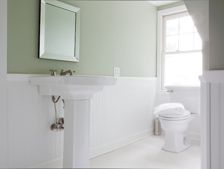 Best ideas about Beadboard For Bathroom . Save or Pin Beadboard Bathroom Traditional bathroom Beth Haley Now.