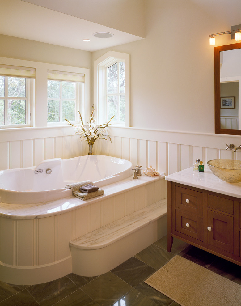 Best ideas about Beadboard For Bathroom . Save or Pin 10 Real Life Examples of Beautiful Beadboard Paneling Now.
