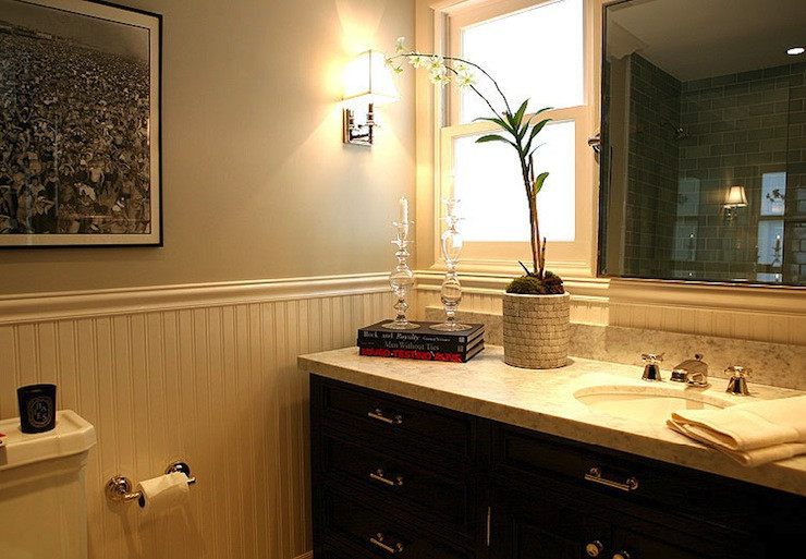 Best ideas about Beadboard For Bathroom . Save or Pin Beadboard Bathroom Walls Design Ideas Now.