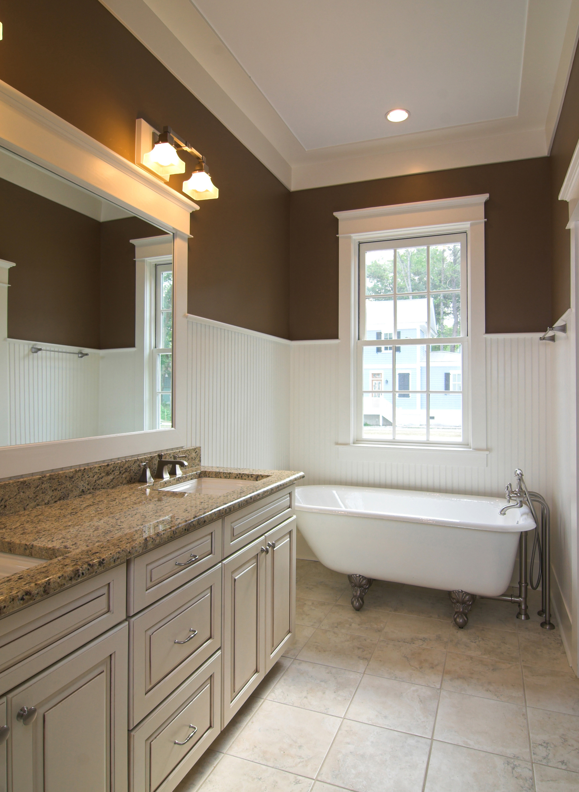 Best ideas about Beadboard For Bathroom . Save or Pin How to caulk trim moulding Sashco Now.