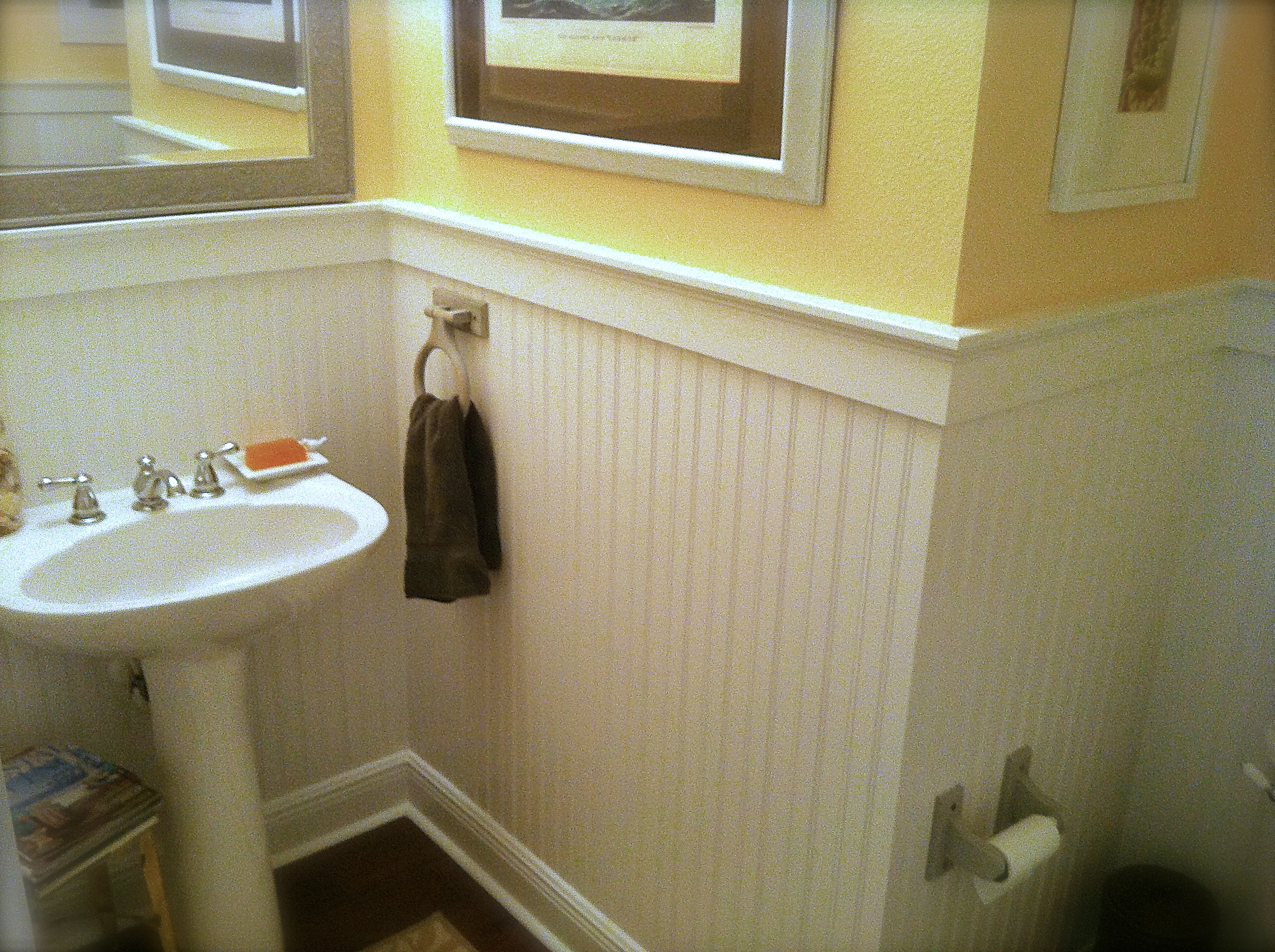 Best ideas about Beadboard For Bathroom . Save or Pin Beadboard Bathroom Walls Now.
