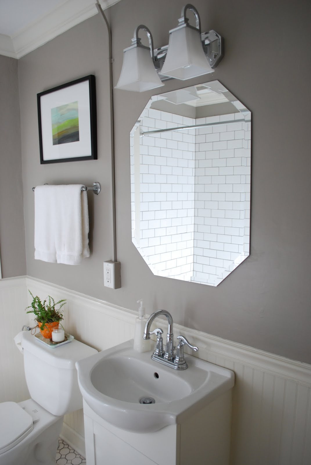 Best ideas about Beadboard In Bathroom . Save or Pin Future House Design Bathroom Beadboard Design Now.