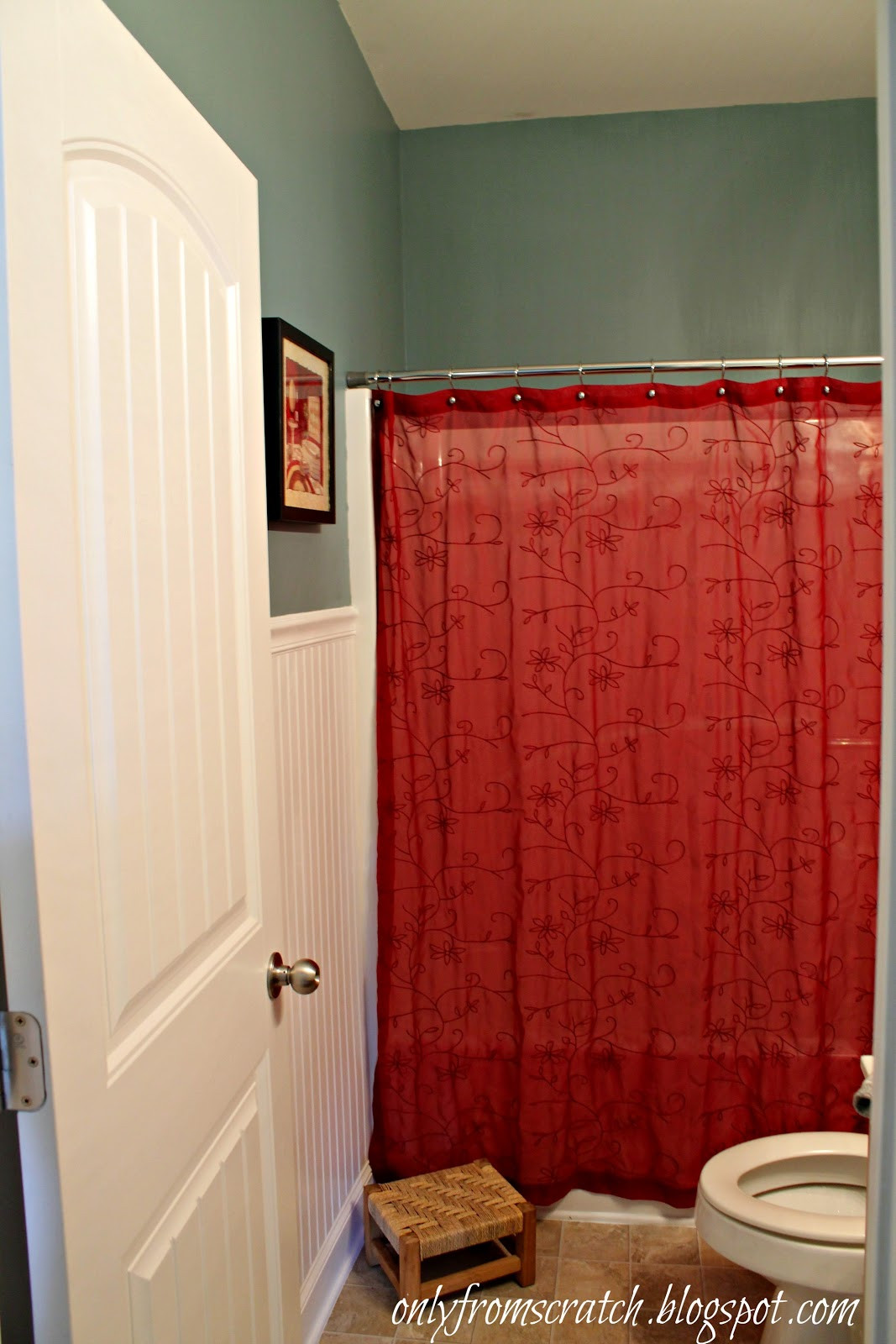 Best ideas about Beadboard In Bathroom . Save or Pin ly From Scratch Beadboard in the Bathroom Now.