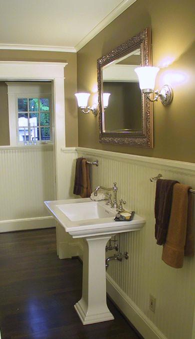 Best ideas about Beadboard In Bathroom . Save or Pin Beadboard Bathroom Walls Now.