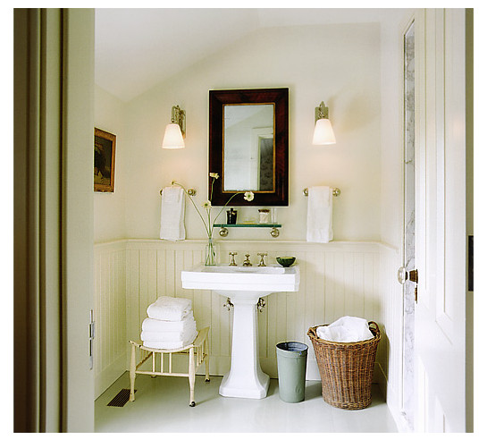 Best ideas about Beadboard In Bathroom . Save or Pin Beadboard in Bathrooms Now.