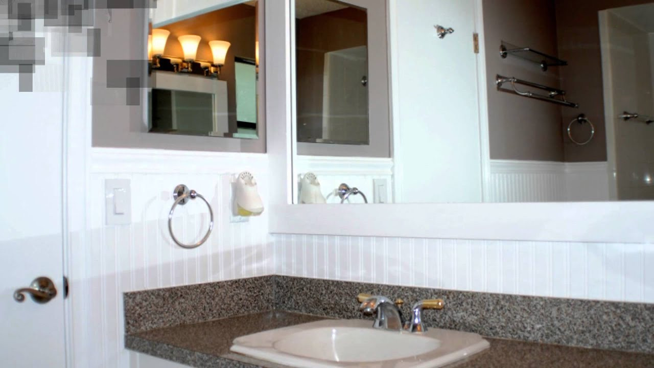 Best ideas about Beadboard In Bathroom . Save or Pin How To Install Beadboard in a Bathroom Now.