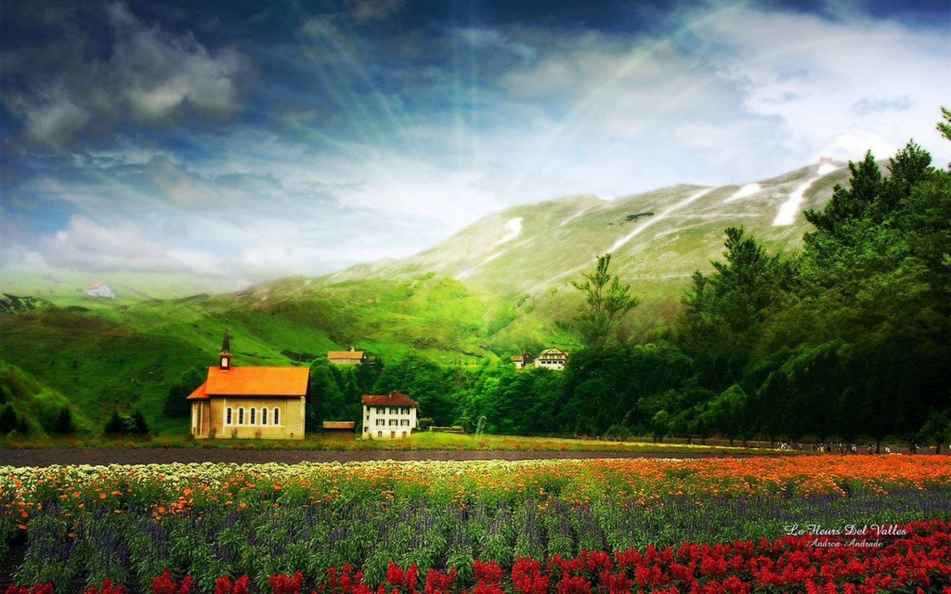 Best ideas about Beautiful Landscape Pictures . Save or Pin Beautiful Landscapes Wallpapers Wallpaper Cave Now.
