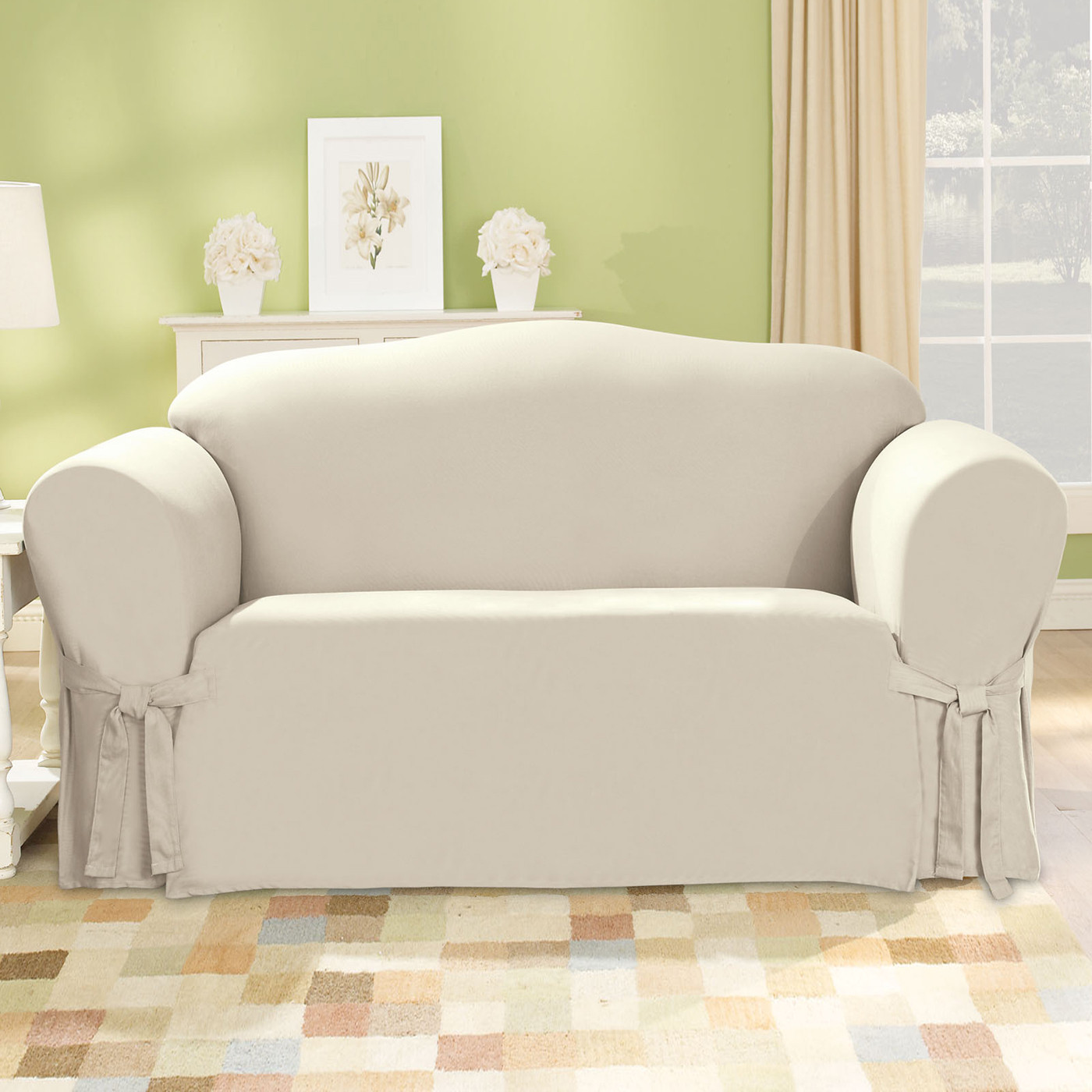 Best ideas about Bed Bath And Beyond Sofa Covers . Save or Pin Bed Bath Beyond Sofa Covers Sofa Covers Furniture Now.