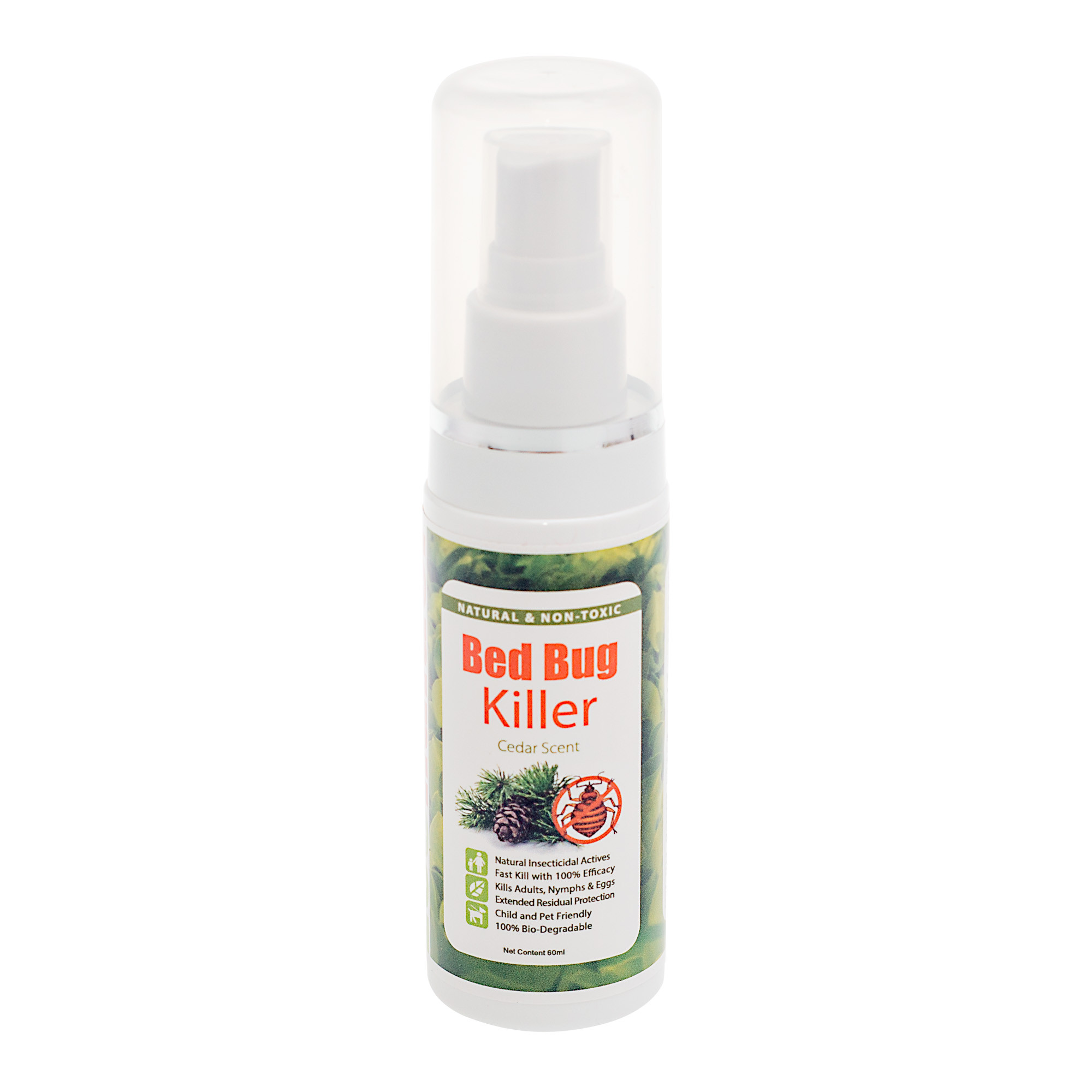 Best ideas about Bed Bug Repellent DIY . Save or Pin Ecoraider Bed Bug Killer Spray Travel Pack 1 X 60ML Now.