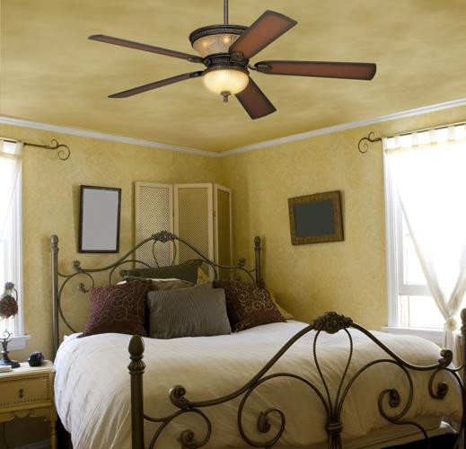 Best ideas about Bedroom Ceiling Fan . Save or Pin 10 Tips for Choosing Bedroom Ceiling Fans Now.