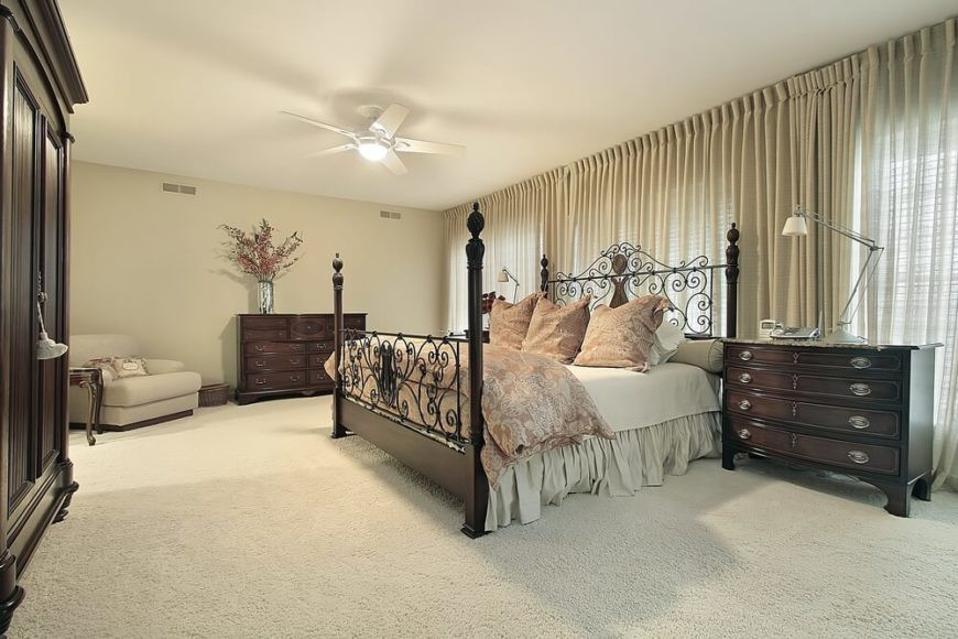 Best ideas about Bedroom Ceiling Fan . Save or Pin 30 Glorious Bedrooms with a Ceiling Fan Now.