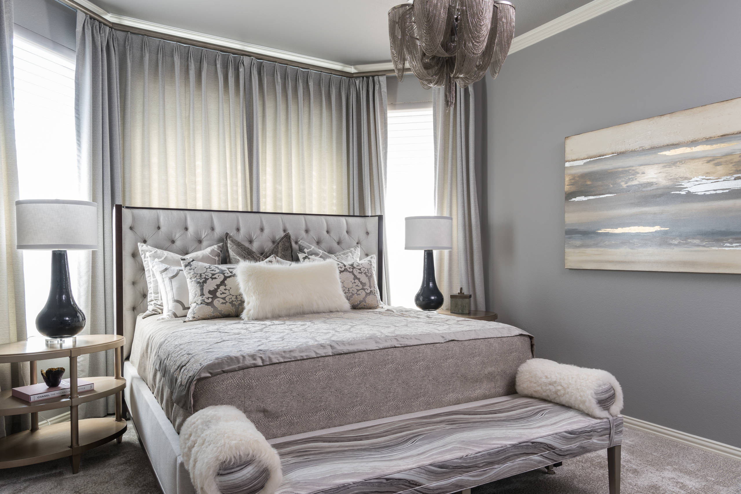 Best ideas about Bedroom Color Schemes . Save or Pin 19 Blissful Bedroom Colour Scheme Ideas The LuxPad Now.