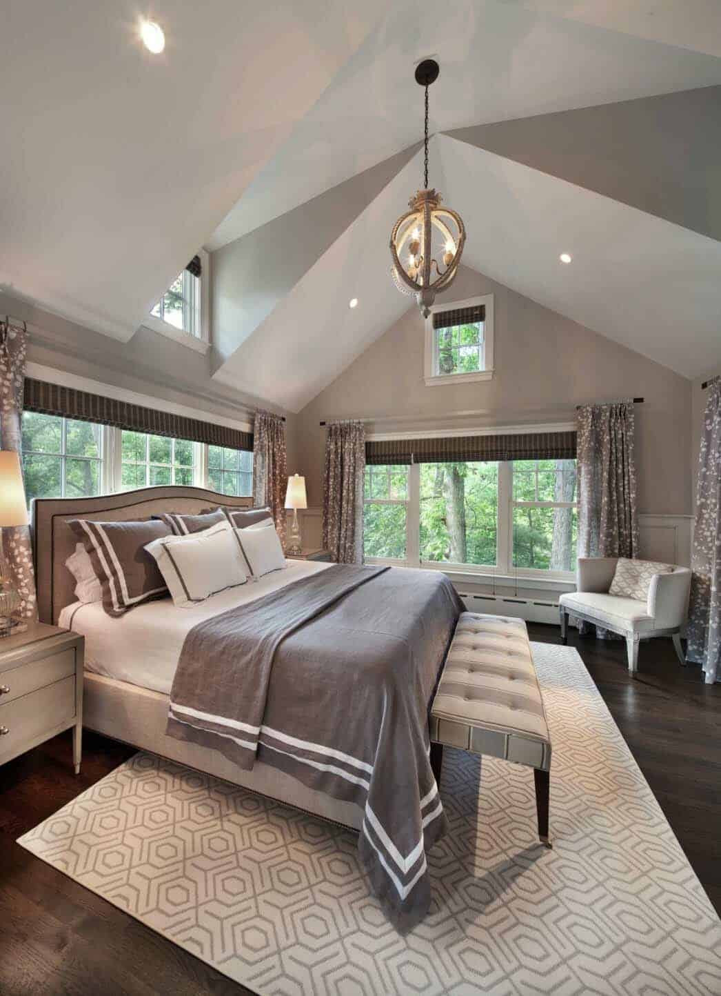 Best ideas about Bedroom Color Schemes . Save or Pin 25 Absolutely stunning master bedroom color scheme ideas Now.