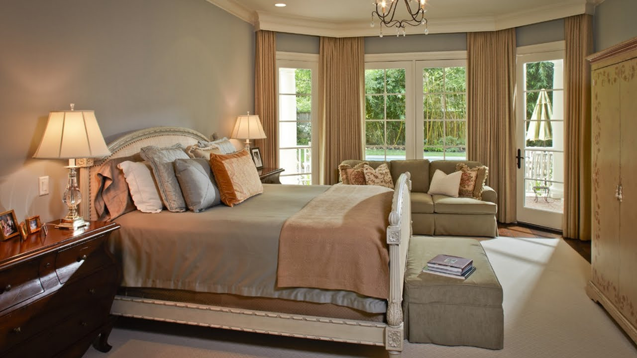 Best ideas about Bedroom Color Schemes . Save or Pin Relaxing Color Scheme Ideas for Master Bedroom Now.