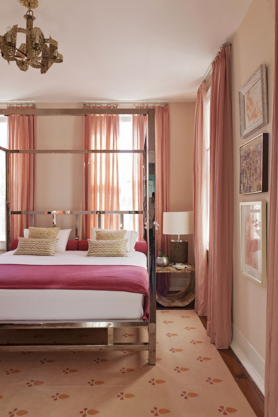 Best ideas about Bedroom Color Schemes . Save or Pin 10 Calming Bedrooms with Analogous Color Schemes Now.