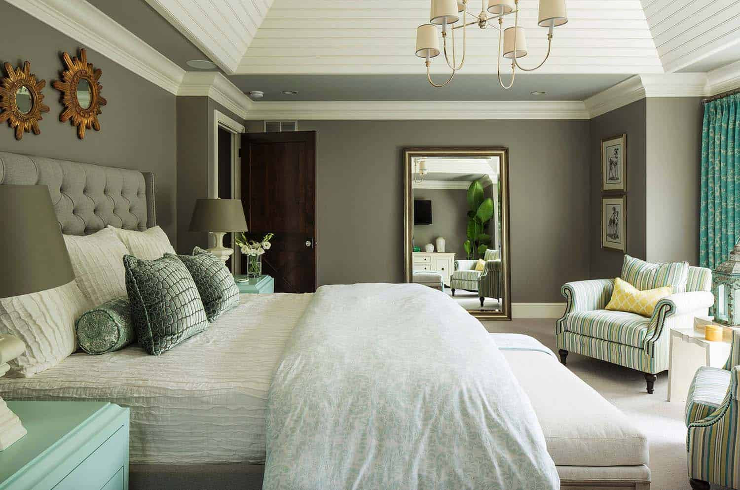 Best ideas about Bedroom Colors Ideas . Save or Pin 25 Absolutely stunning master bedroom color scheme ideas Now.